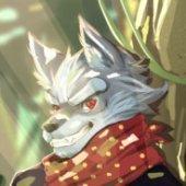 quinn the wolf